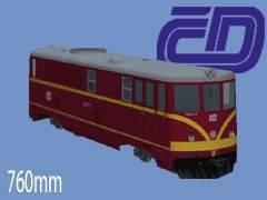 ČD 705 913-2 (TU47.013)