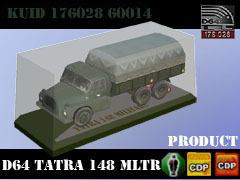 D64 Tatra148 MLTR