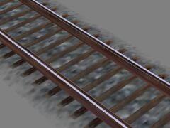 Tram Track 2-16M