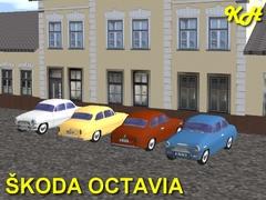 Škoda Octavia pack