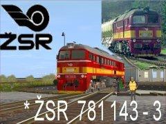 ŽSR 781 143-3