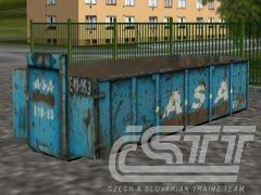 Kontejner ASA