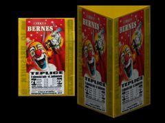 Plakáty cirkusu Bernes