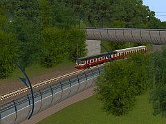 Železniční estakády