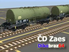ČD Zaes Green
