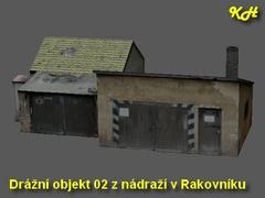 Drážní budova 02