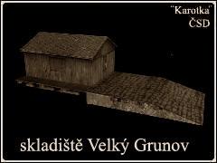 Skladiště Velký Grunov