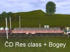 ČD Res class