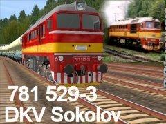 ČSD 781 529-2