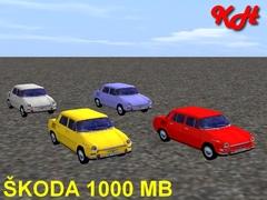 Škoda 1000 Pack