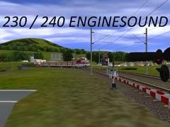 230/240 Enginesound