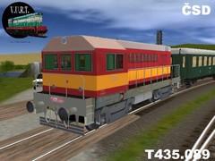 ČSD T435 089