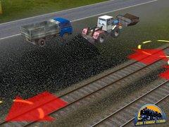 Vykládka uhlí