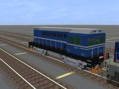 ČSD T435 040