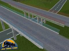 Mosty s3 dvouproudé