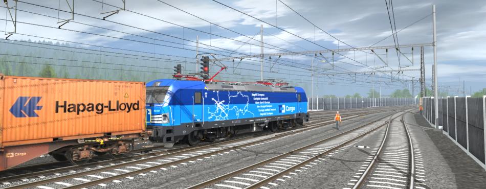 Cargo Vectron