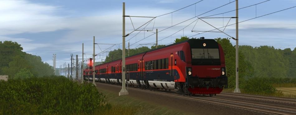railjet 70 Gustav Mahler